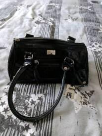 Black riverisland bag