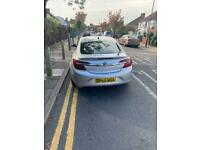 Vauxhall insignia euro 6 low mileage