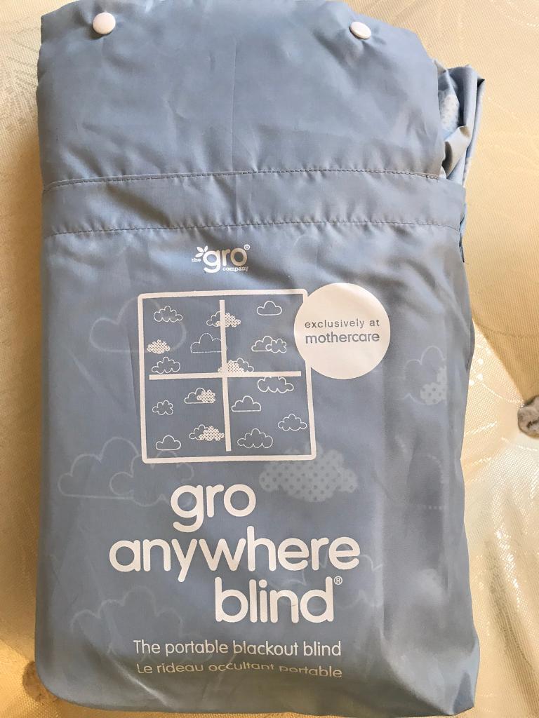 Gro Blackout blind
