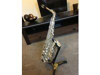 Trevor James Saxophone - Like New!!
