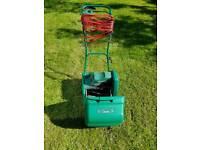 Qualcast electric lawnmower