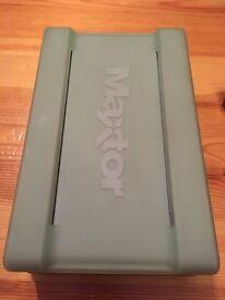 Maxtor ONETOUCH III 750GB USB 2.0 Desktop External Hard Drive