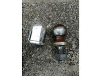 TOW BAR BALL AND COVER