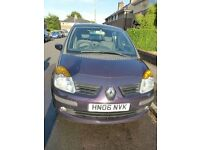 Automatic - long MOT, Full Service history, reliable clean car - used daily - lady driver - Renault