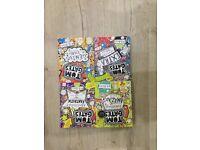 Tom gates books x 4