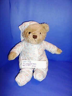 The Cheesecake Factory Bear In Pjs Plush 310 788
