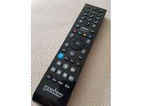 Remote Control. YouView (TalkTalk set top box remote)