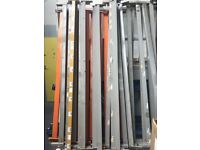 Warehouse Racking Uprights and beams Link 51 PALLET WORKSHOP GARAGE CONTAINER SHED SHELVING BAY