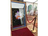 MAGIC MIRROR, LOVE LETTERS, DONUT WALL, CANDY FERRIS WHEEL AND POST BOX HIRE