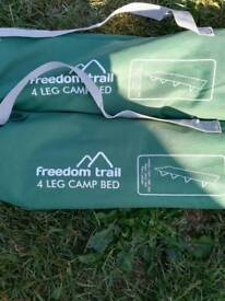 Freedom trail camp beds