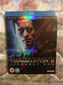Terminator 2 - Blu Ray