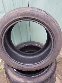 Tyres ThreeA 235 45 17