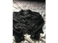 Dolce and Gabbana Black Jacket