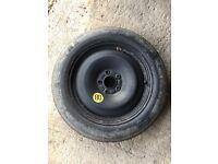 Space Saver Spare Wheel T125/85 R16 99M