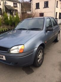 Y reg Ford Fiesta *Low Mileage & Good runner* 🚗