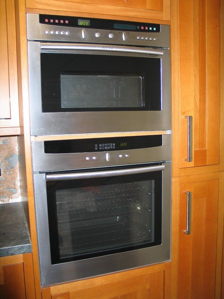 Neff built in oven microwave combination bosch extractor hood in norwich norfolk gumtree - Neff single oven with grill ...