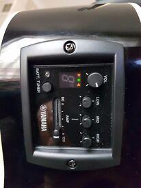 Yamaha cpx 500 iii compass range semi acoustic