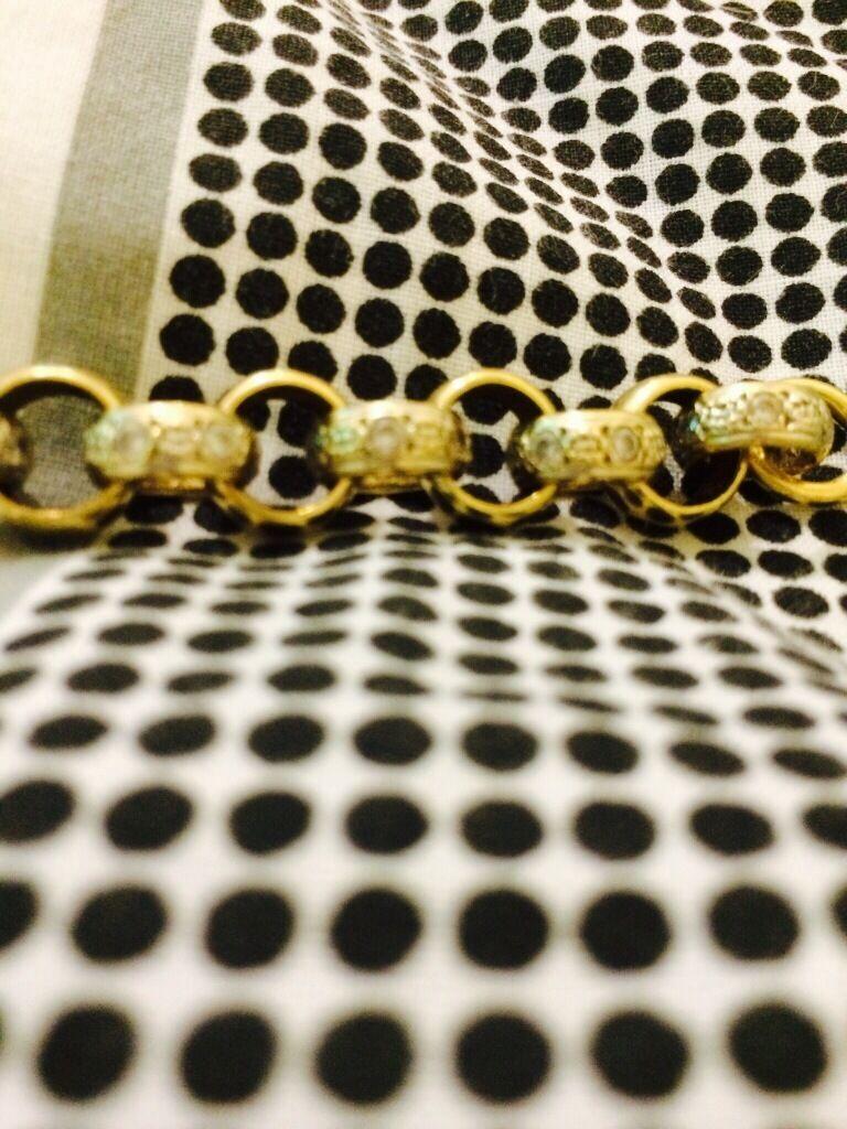 Belcher bracelet