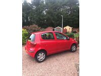 Toyota Yaris 1L Good Condition 1 Year MOT Ideal First Time Car