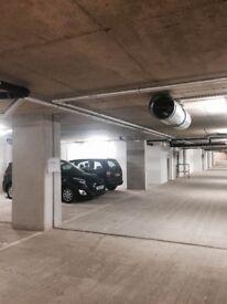 underground parking space HA88BN Edgware
