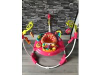 Fisher price baby jumperoo perfect condition still got the box