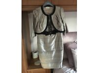 Condici Mother of the Bride dress and jacket