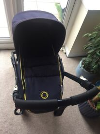 Bugaboo bee neon limited edition pushchair