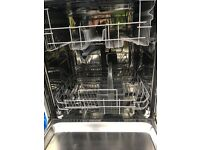 Integrated AEG dishwasher
