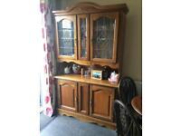 Kitchen / living room welsh dresser
