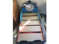 Thomas the Tank Engine Toddler Bed with Underbed Storage