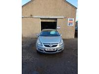 Vauxhall Corsa Sportive CDTi Van 2009 £1950 No VAT