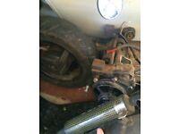 Aprilia sonic gp (spares and repairs)