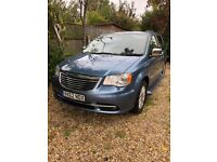 2012-62 CHRYSLER GRAND VOYAGER LTD 2.8 CRD TURBO DIESEL AUTOMATIC STOW & GO