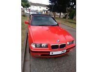 BMW 328i Convertible Auto 1999