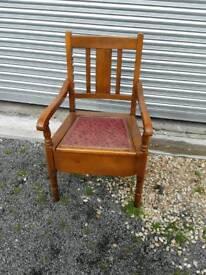 Bedroom carver chair
