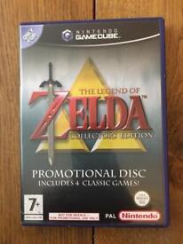 The Legend of Zelda Collector's Edition, Nintendo Gamecube Game