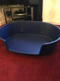 Extra Plastic Dog Bed over a Metre in length
