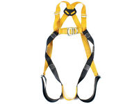 Fall Arrest Safety Harness Ridgegear RGH2, BS EN 361 full body two point brand new and unused