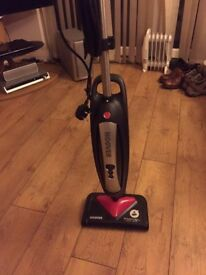 Hoover dual head steam cleaner