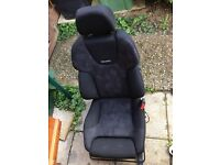 Very good and comfortable seat that looks like a new one