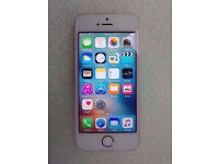 APPLE IPHONE 5S 16GB O2 WITH RECEIPT