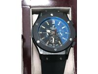 Mens Hublot watches brand new heavy and automatic