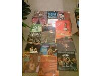 Records LPs job lot