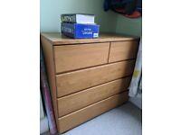 Muji Chest of drawers