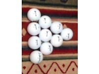 Used Golf Balls 10 for £1