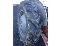 Massey wheels