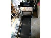 JTX Slimline Compact Folding Treadmill