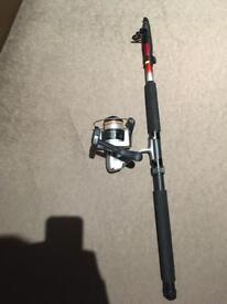 Fishing rod 2.5m lenght