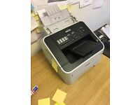 Fax machines (x2) Brother 2820 and 2840