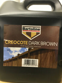 Bartoline Creocote Dark Brown